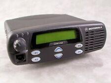 Motorola Cdm1250 Vhf 64ch 45w Mobile Radio Withnew Accessories