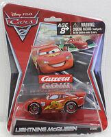 Carrera Go 61193 Disney Pixar Cars 2 Lightning Mcqueen 1/43 Slot Car