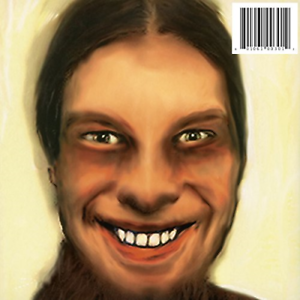 APHEX TWIN-...I CARE BECAUSE YOU DO-IMPORT CD WITH JAPAN OBI E25