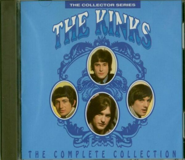 The Kinks Ultimate Collection: ULTIMATE COLLECTION - KINKS, THE - CD For Sale Online