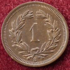 Switzerland 1 Rappen 1926 (C2403)