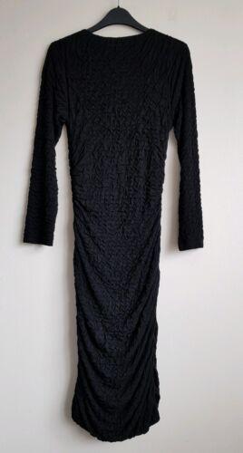 Bodycon In Size Dress Damsel A 10 Black Wiggle q4xUIw