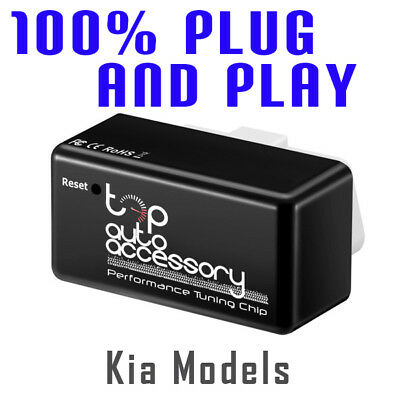 Performance Tuning Tuner Speed OBDII OBD2 OBD II 2 Chip Module ECU Map for Kia