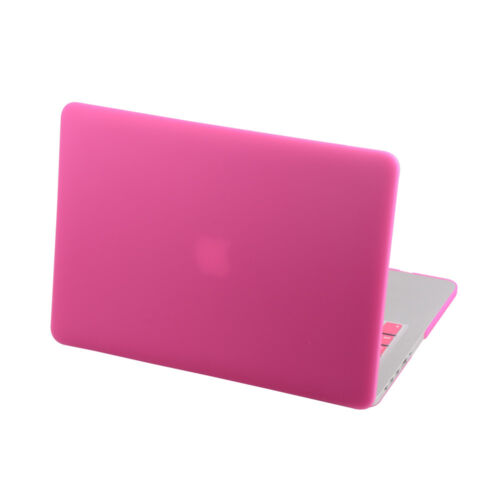 """Hard Rubberized Case Keyboard Cover for Macbook Air Pro Retina 11/"""" 12/"""" 13/"""" 15/"""""""
