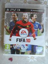 FIFA 10 pour PS3 - Très bon état