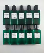 Hermes d'Orange Verte Shampoo & Conditioner lot of 10 (5 of each) 1.4oz bottles