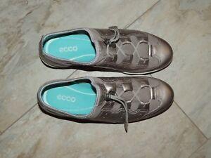 Details zu ECCO Damenschuhe Ballerinas, Sneaker, Gr. 38
