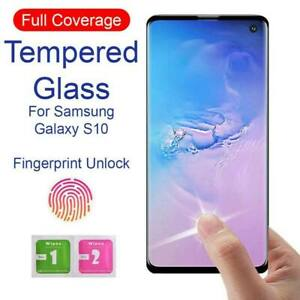 100-Genuine-Full-Curved-Tempered-Glass-Screen-Protector-For-Samsung-Galaxy-S10