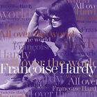 All Over the World [1995] by Françoise Hardy (CD, Aug-1993, Vogue)