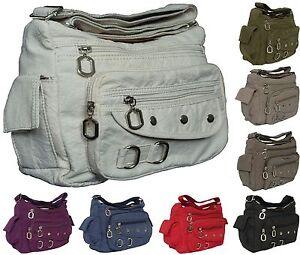 46c7a20d686f5 Das Bild wird geladen Tasche-Damentasche-Handtasche-Stofftaschen- Schultertasche-Neu