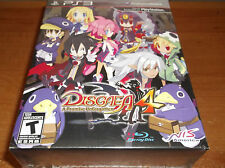 DISGAEA 4: A Promise Unforgotten PREMIUM EDITION Brand New Playstation 3 GAME