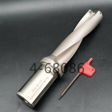 WPD 380-C32-2D U drill indexable drill 380mm C32 2D for WCMX06T308 WCMX Inserts