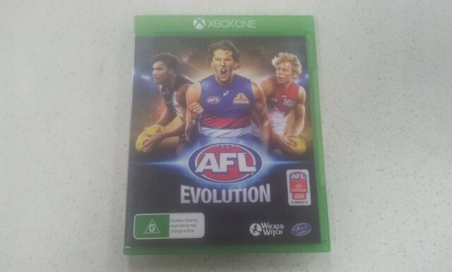 AFL Evolution Xbox One Game (NEW)