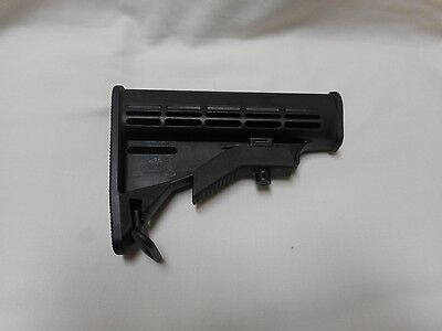 PALMETTO STATE ARMORY CLASSIC MIL-SPEC STOCK-BLACK-USED