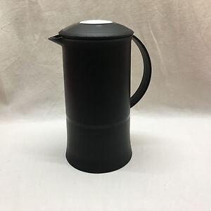 Tupperware-Thermo-Waechter-600ml-Thermo-Kanne-schwarz