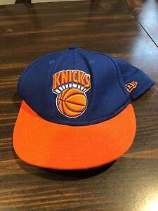 71fb46fe5ac New York Knicks New Era 59Fifty 2-Tone NBA Hardwood Classics Hat Cap ...