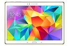 Samsung Galaxy Tab S SM-T805 16GB, Wi-Fi + 4G (Unlocked), 10.5in - Dazzling White