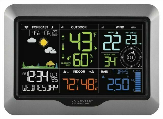 La Crosse Technology C83100 Professional Wireless Weather Station