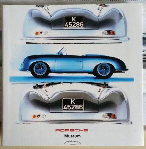 Cuadernillo Museo Porsche la pequeña por líderes 100 años de historial de Porsche