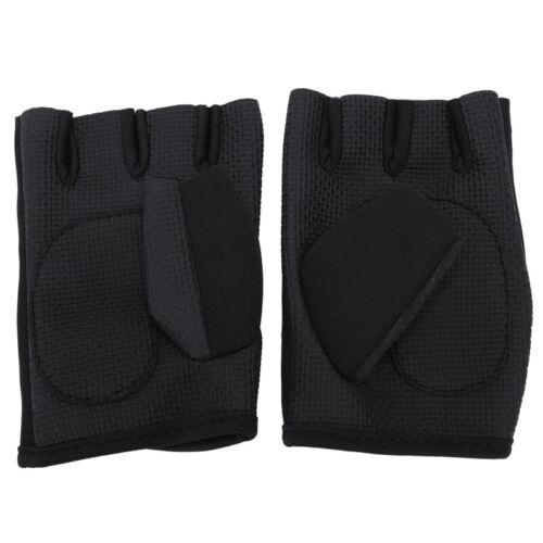 SKDK Gym Fitness Handschuhe Atmungsaktiv Bodybuilding Training Handgelenk H P6X9