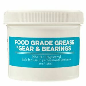 4 Oz Food Grade Grease For Kitchenaid Stand Mixer Made In The Usa