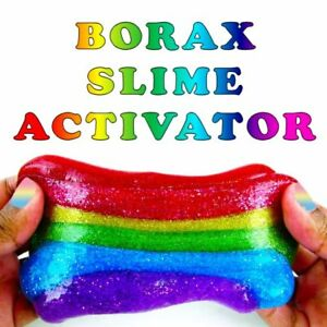200g borax sodium tetraborate decahydrate slime activator make image is loading 200g borax sodium tetraborate decahydrate slime activator make ccuart Choice Image