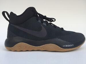 quality design af0b7 0e1de Image is loading Men-039-s-NIKE-Zoom-Rev-BASKETBALL-Shoes-