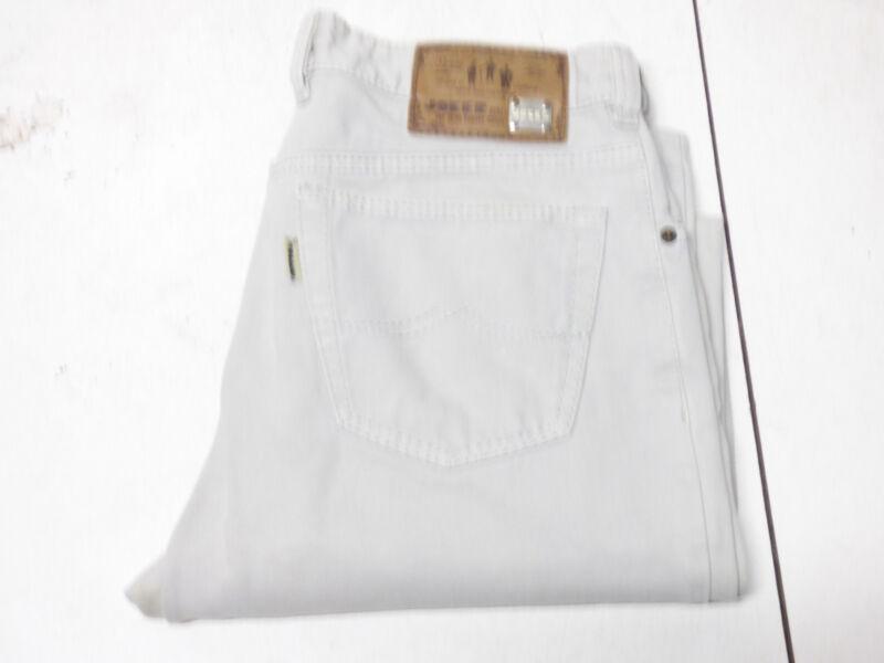 Joker Herren Jeans In W33 X L34 / Hellgrau & Klassiker ( P 6640 )