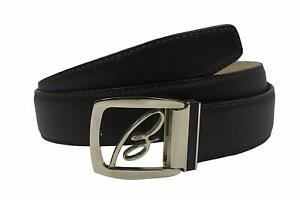 Brioni-Men-039-s-Brown-Leather-Logo-Buckle-Belt-90