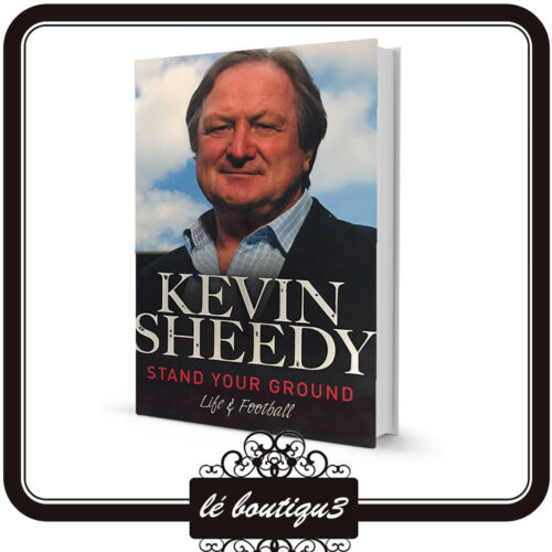 1 of 1 - STAND YOUR GROUND BY KEVIN SHEEDY rrp $49.99