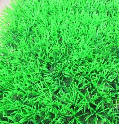 TPU Grass Lawn Fake Aquatic Simulation Plant Decoration for Fish Tank Aquarium