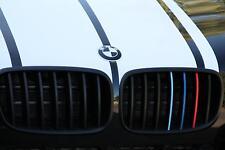 Seitronic® Kühlergrill Nieren Aufkleber für BMW 5er E60 / E61, 8mm Breite !!