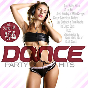 CD-Dance-Party-Hits-di-Various-Artists-2CDs-incluse-Superhit-Ai-Te-Pego-Se-Ue