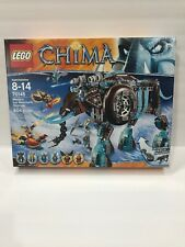 Lego New Instruction Manuel only for Set 70145 Maula/'s Ice Mammoth Stomper
