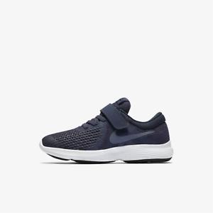 Détails sur Scarpette Nike revolution 4 943305 501 colore blu listino € 35,00