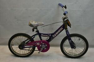 "2010 Trek Mystic 16"" Kids Bike SS Single Speed Coaster Purple Steel USA Charity!"