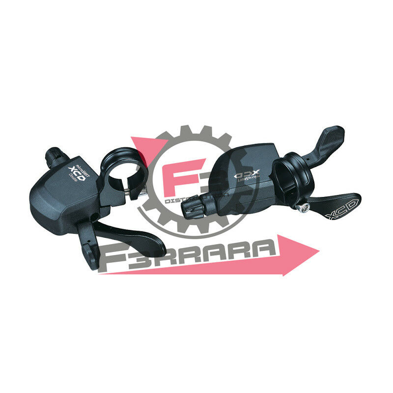457.305360145 BEFEHLE  SHIFTER 2X10 VEL. XCD MTB (CP  discount sale