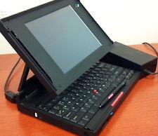 ✿✿✿ IBM THINKPAD 360PE-2620 TOUCH Flip Screen ✿✿✿ 20 years old