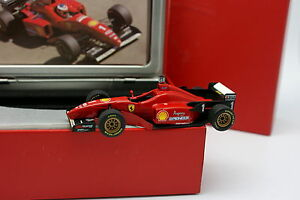 Hot-Wheels-La-Storia-1-43-F1-Ferrari-F310-Winner-Barcelona-GP-1996