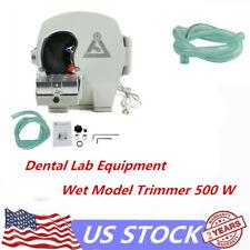 Dental Wet Model Trimmer Abrasive Machine Jt19 Gypsum Arch Inner Disc Wheel Good