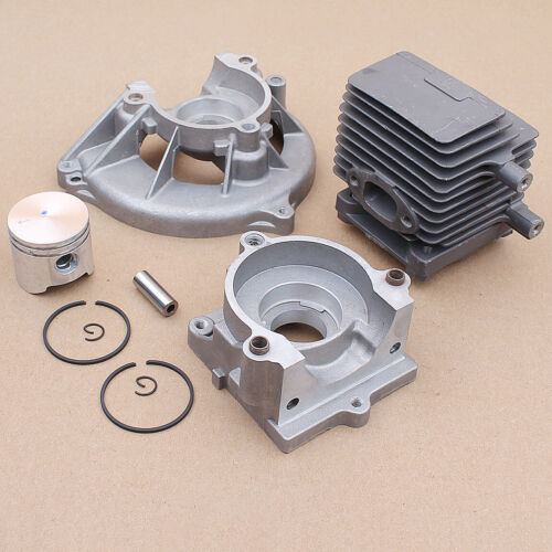 Piston Cylinder Base Crankcase Assembly for Stihl FS75 FS80 FS85 FC80 Trimmer
