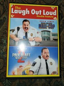 Paul-Blart-Mall-Cop-Paul-Blart-Mall-Cop-2-DVD-By-Kevin-James-VERY-GOOD