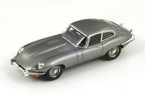 Jaguar-E-type-S2-Coupe-034-Grey-Metallic-034-1968-Spark-1-43-S2128