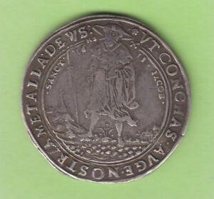 Braunschweig-Wolfenbuettel-Ausbeutetaler-1633-Sankt-Jakob-sehr-selten-nswleipzig