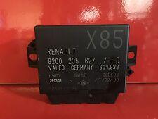 RENAULT SCENIC 2 CLIO 3 ESPACE 4 CALCULATEUR RADAR DE RECUL REF 8200235627 D