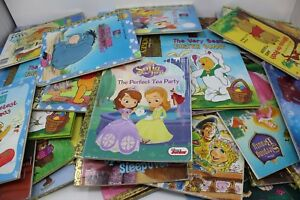 Little-Golden-Books-Lot-of-10-RANDOM-MIX-Unsorted