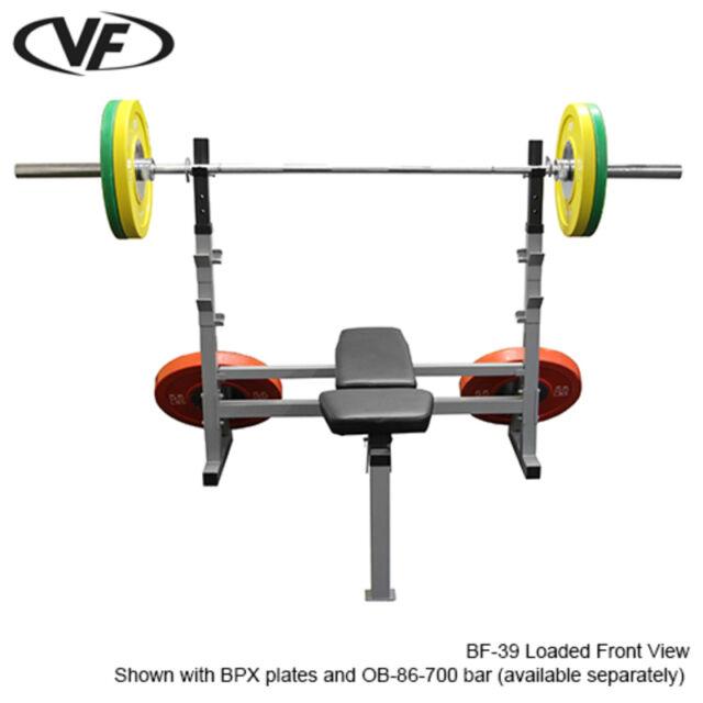 Valor Fitness Bf 39 Fid Olympic Bench Ebay