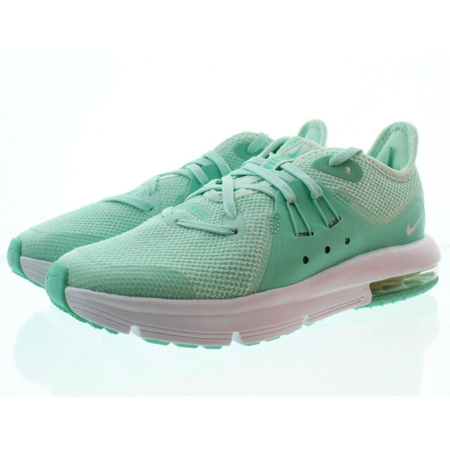 more photos 05aff cf3a6 Nike A01252 Youth Kids Girls Air Max Sequent 3 Low Top Active Shoes Size 2Y
