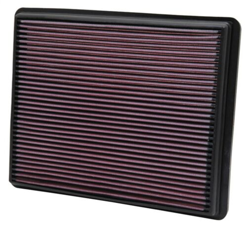 K/&N 33-2129 Replacement Panel Air Filter 99-17 Silverado Sierra Suburban Yukon