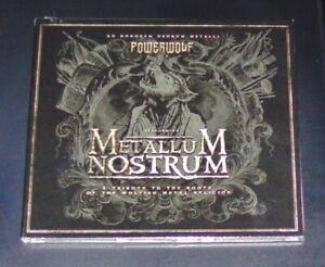 Powerwolf-Metallum-Nostrum-CD-en-Package-numerique-Livraison-rapide-NOUVEAU-amp-NEUF-dans-sa-boite